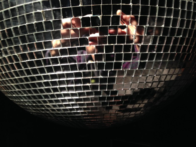 palla di specchi