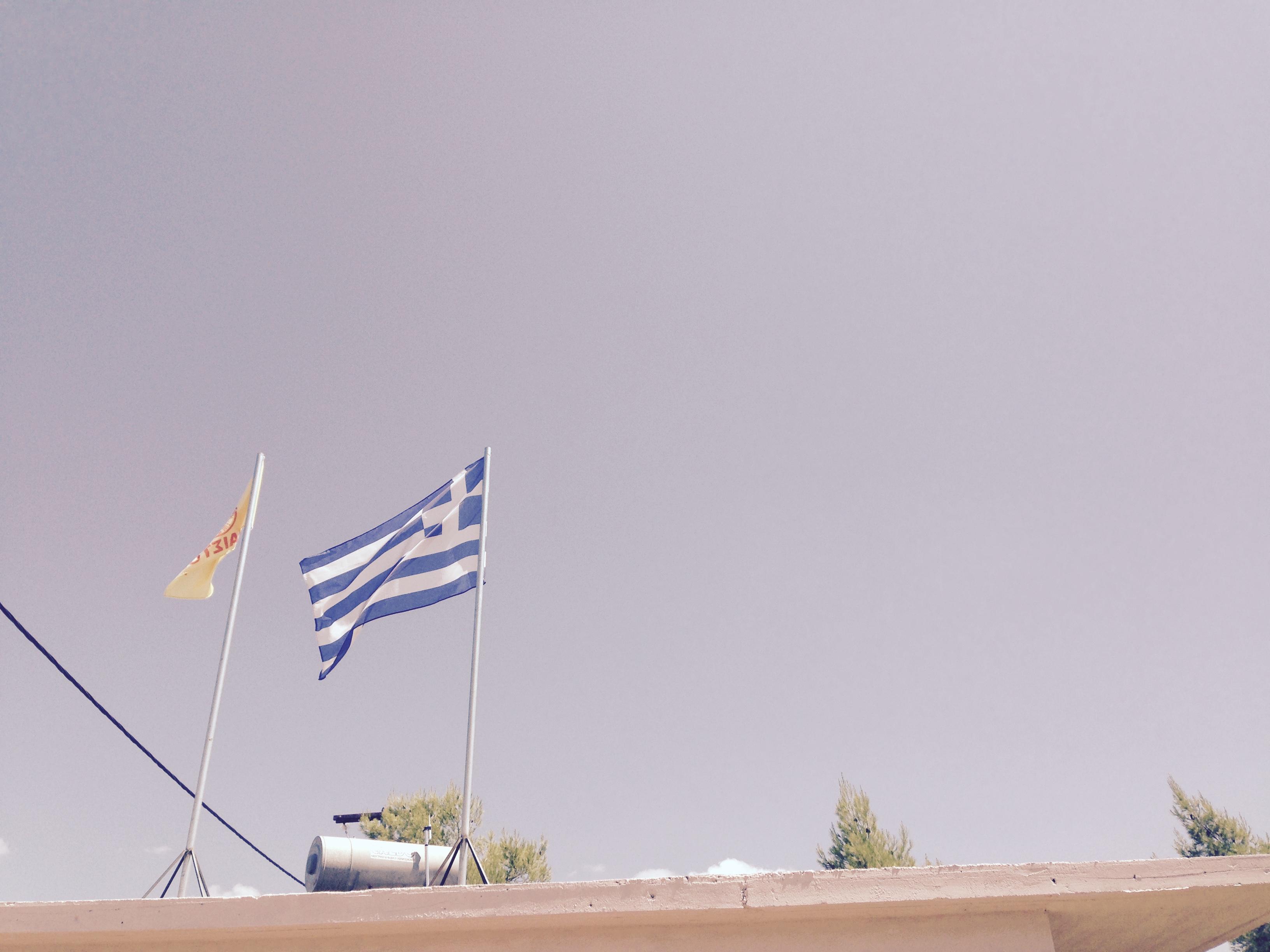 La situazione del calcio greco