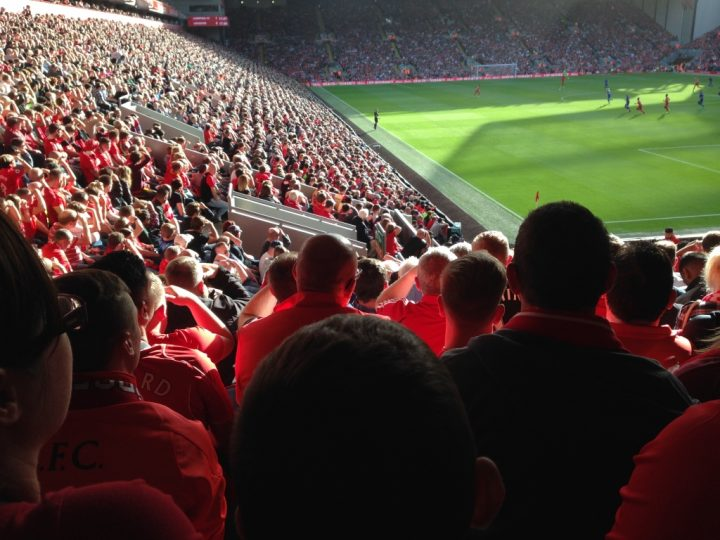 Anfield Road, 10 settembre 2016